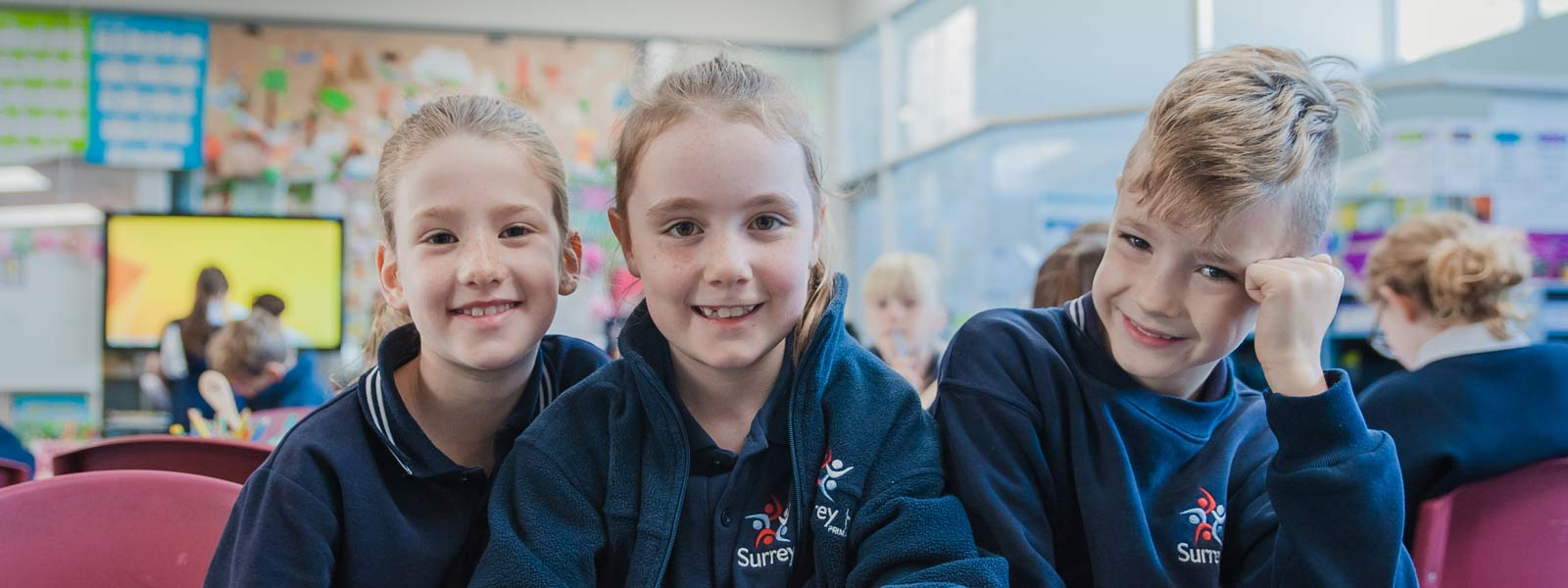 Surrey Hills Primary School - Throwstone Photography